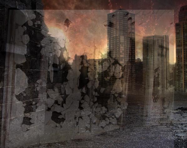 6a1b6dfef4633061e8f86e896ccf2a8a 碉堡!手把手教你:创建硝烟弥漫的城市战争场景