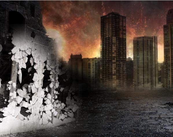 6b1e900ef71d2678dced39ec1c0d775e 碉堡!手把手教你:创建硝烟弥漫的城市战争场景