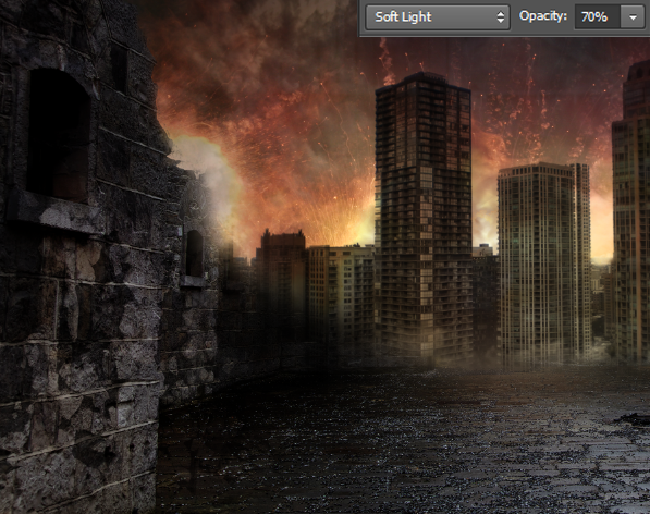 bafdc6b70da2067dd9ff43d7909b3d4e 碉堡!手把手教你:创建硝烟弥漫的城市战争场景