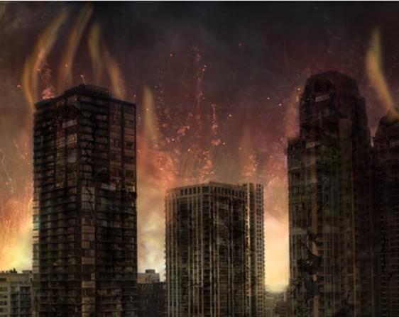11a79d7138c20b383d8a92c9f2c55f4f 碉堡!手把手教你:创建硝烟弥漫的城市战争场景