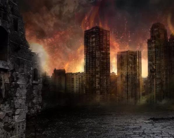 2e001e2f483b759588103672e0346950 碉堡!手把手教你:创建硝烟弥漫的城市战争场景