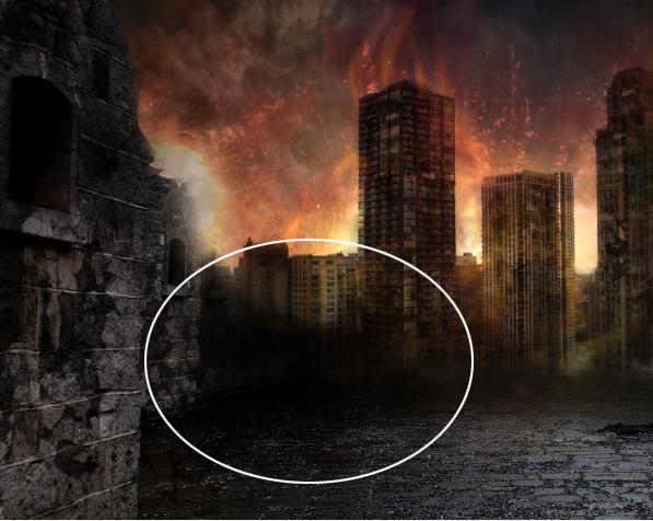 ea3b767d933b3f54f44709bd2bfbc6e0 碉堡!手把手教你:创建硝烟弥漫的城市战争场景