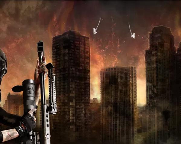 30df1e8d44596b398a4a4375c77b289c 碉堡!手把手教你:创建硝烟弥漫的城市战争场景