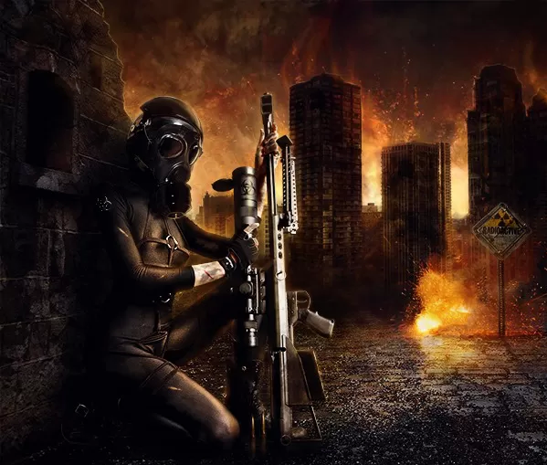 a60812a268abc3f1f5c56ddc205e5a23 碉堡!手把手教你:创建硝烟弥漫的城市战争场景