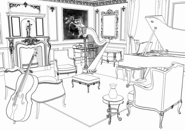 2D制作游戏解谜《奥斯汀版式》的传奇冒险_设图板设计场景率图片