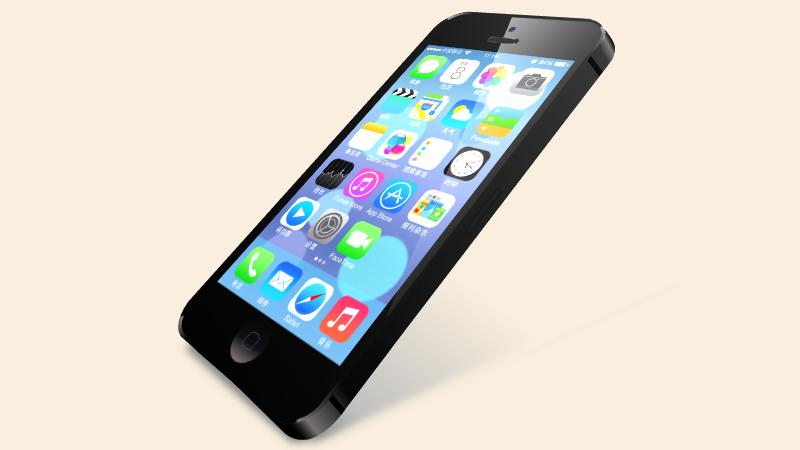 苹果手机外壳 素材ppt