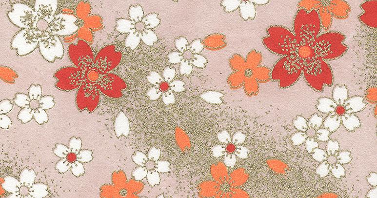 和服的花纹用于和风设计也是正合适的