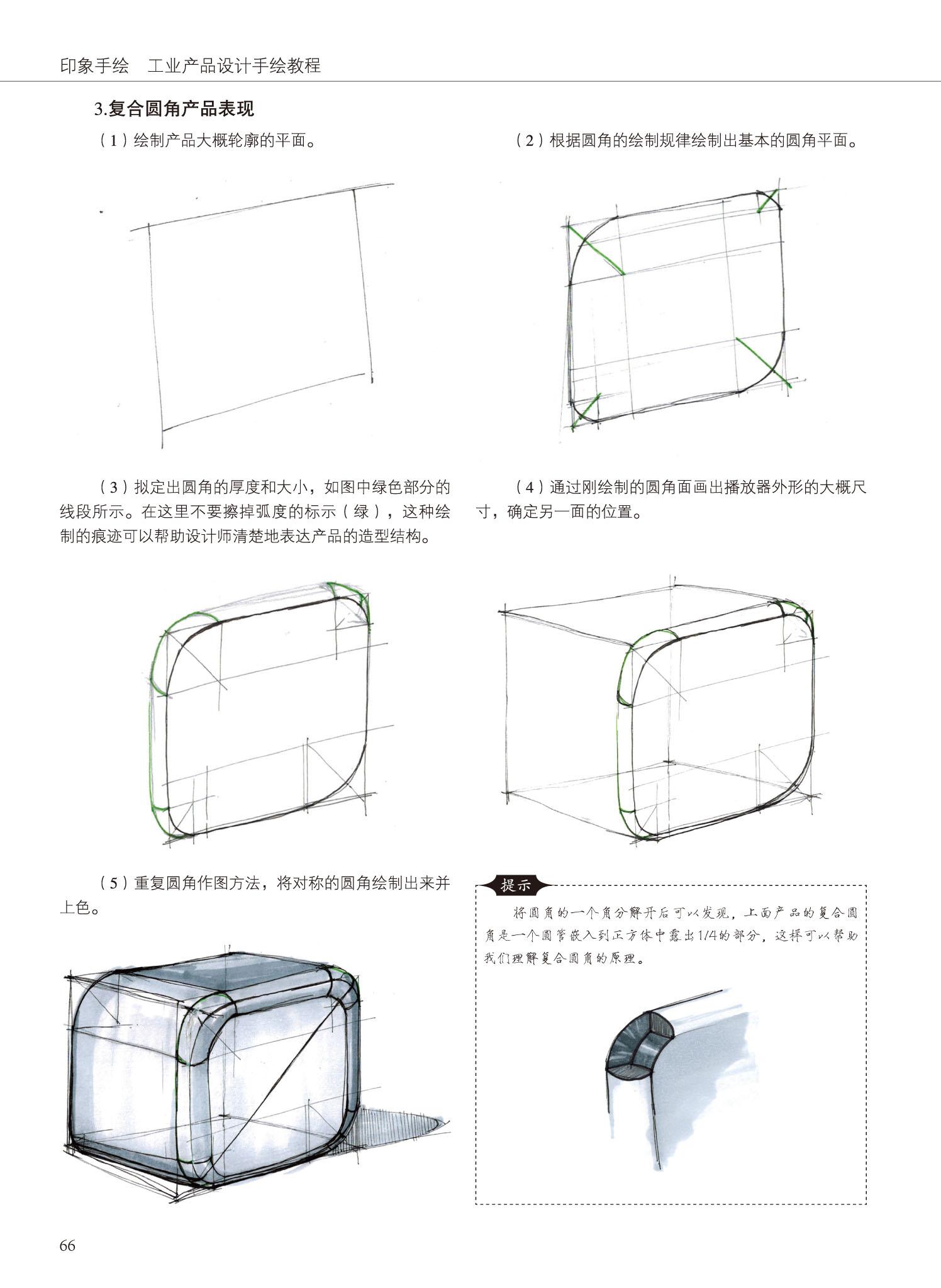 《印象手绘 工业产品设计手绘教程》图书内容分享