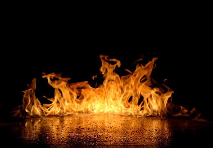 Photoshop八种方法快速抠出火焰
