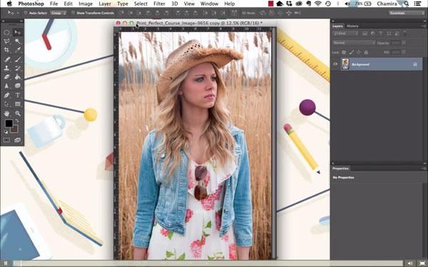 10个提高Photoshop技能的小技巧