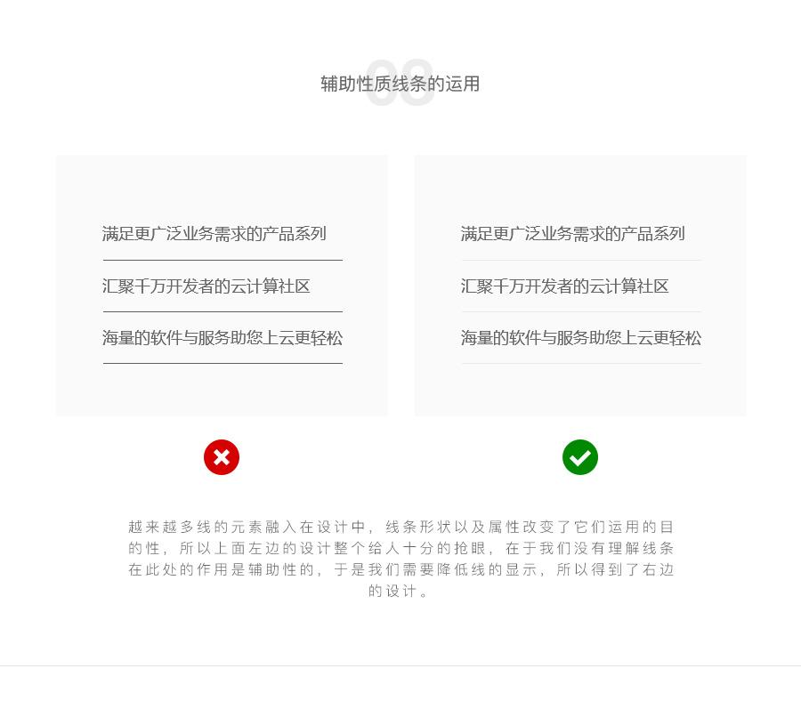 网页视觉设计师设计基本手册( 二)(原创文章)